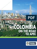 Colombia on the Road to APEC