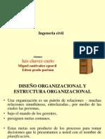 DISEÑO  Y ESTRUCTURA ORGANIZACIONAL