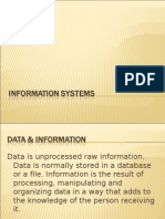 ITB Data and Information