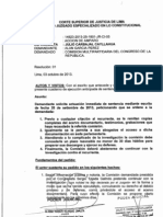 Reoslución Ejecucion de Sentencia Anticipada AGP_2