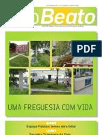 """Boletim Informativo """"O Beato"""" - edição de Junho de 2009"""