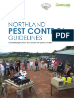 Pest Control Guideline June 2013
