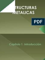 presentacion  ESTRUCTURAS METALICAS  22 - 10 - 12.pptx