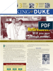 Working@Duke - April, 2008