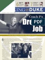 Working@Duke - March, 2008