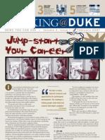 Working@Duke - February, 2007