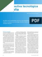 La Prospectiva Tecnologica en Espana