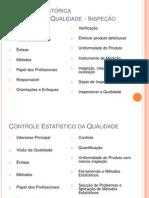 Principais Autores e Enfoques da Gestão da Qualidade