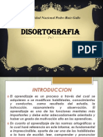 Disortografia Expo