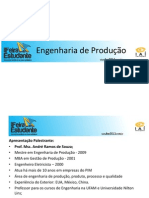 Slides Fne 2013 - Eng Produção