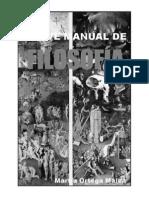 Breve manual de Filosofía 2012