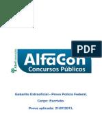 Alfacon Eudson Gabarito Extraoficial Pf Gratuito Resolucao de Prova Varios Professores 1o Enc 20130723190222