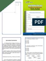 35533692 Matematicas Cuaderno de Ejercicios Primaria 4to Grado