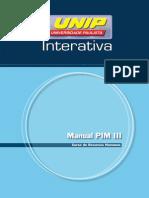 Manual Completo PIM III RH (in)