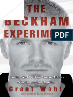 The Beckham Experiment by Grant Wahl - Excerpt
