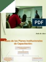 Diapositiva Plan de CAPACITACION