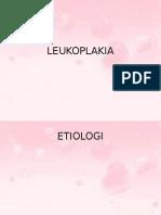 ppt Eritroplakia