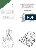60193204 Livrinho Colorir Patati Patata