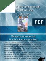Identificar a Los Socios Del Benchmarking 3 Parte