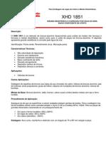 Catálogo Eeltrodo Ligas de Cobre XHD1851 - Eutectic Castolin - 2010 - 2p