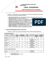 Catálogo XuperBraze - Eutectic Castolin - 2010 - 2P