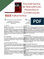 Catálogo S & E Intrumentos Elétricos - 2010 - 2p