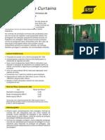 Catálogo Cortinas de Proteção Luminosa - OK  ESAB - 2010 - 2p