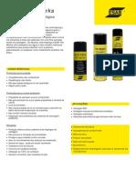 Catálogo Líquido Antirrespingo ECO-TECH - OK ESAB - 2010 - 2p