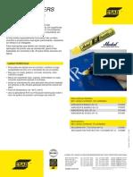 catálogo de Marcador Industrial Solido OK ESAB - 2010 - 1p