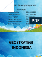 Ppt Geostrategi Indonesia