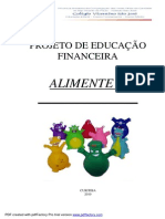 Projeto de educaçao financeira