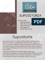Supositoria New