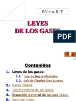 Gases UDH