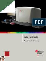 Gallios Flow Cytometry
