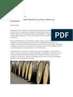 A madeira no vinho