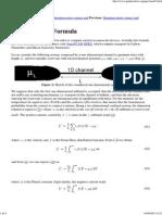 The Landauer Formula