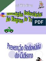 As regras de Trânsito  5ºB