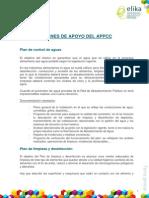 2.2.Planes de Apoyo Del APPCC