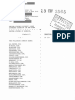 Liberty Reserve, Et Al. Related Exchanger Website Domain Names Redacted Filed Complaint 13CV3565 Final With Exhibits
