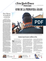Revista New York Times en Español