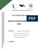 Introduccion a Los Dispositivos Semiconductores de Potencia.
