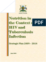 Nutrition HIV and TB Strategy