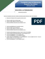 EJERCICIOS INTRODUCCIÓN A LA PROBABILIDAD virtual