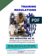 Tr - Rac Servicing (Pacu-cre) Nc III