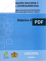 Tomo 9 Didactica General