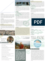 Mt. Kailash Yoga Ascent Retreat