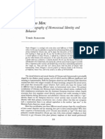 Almaguer, Thomas Chicano Men Cartography Homosexual Identity and Behavior