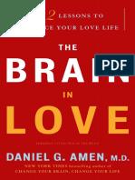 The Brain in Love by Daniel G. Amen, M.D. - Excerpt