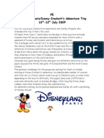Blog Report 2009-1