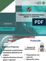 Conservacion Respiratoria Visual Auditiva